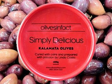 Kalamata Olives Olivesinfact