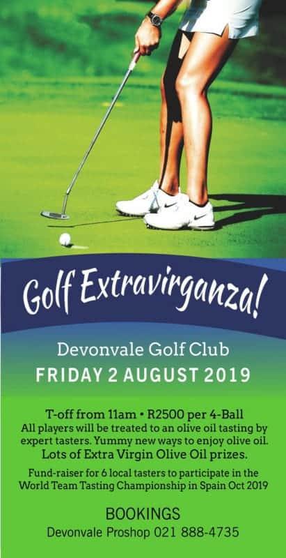 Devon Valley Golf Day